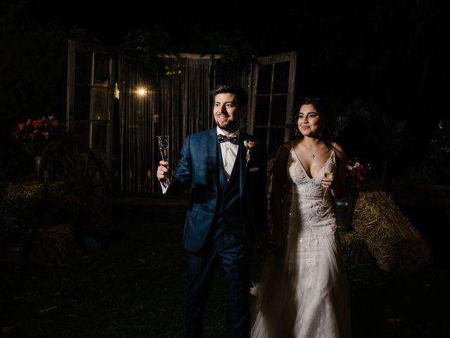 El matrimonio de Maria Jesús y Felipe
