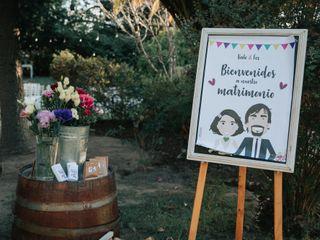 El matrimonio de Valentina y Fernando 1