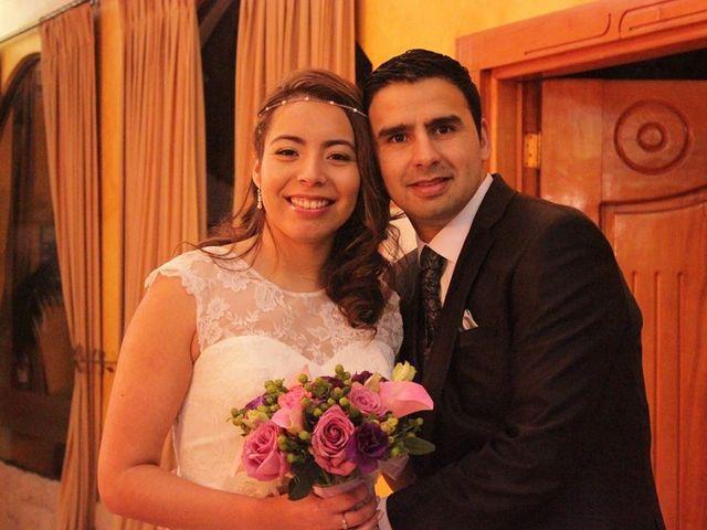 El matrimonio de José Manuel y Vanessa
