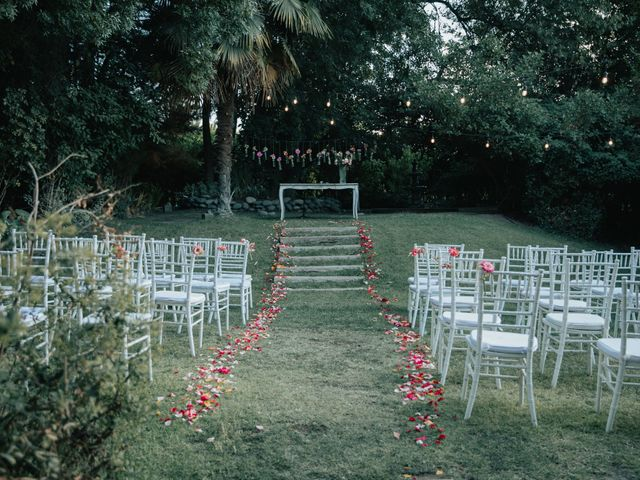 El matrimonio de Fernando y Valentina en Talagante, Talagante 4