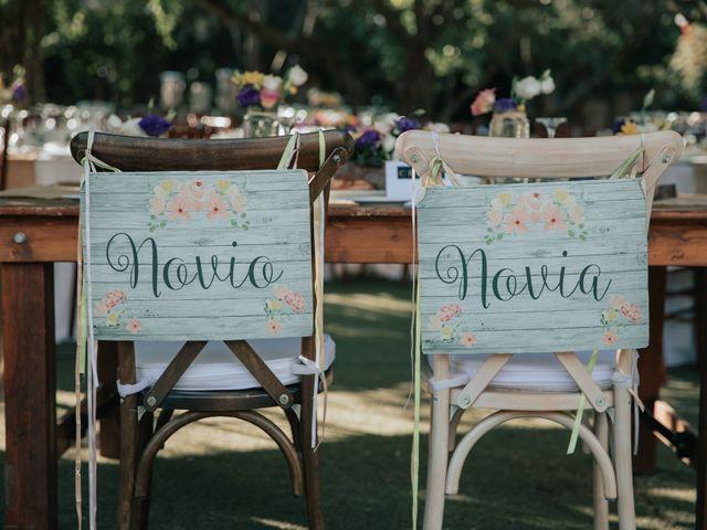 El matrimonio de Fernando y Valentina en Talagante, Talagante 8