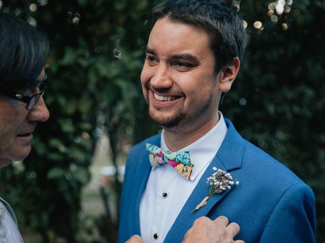 El matrimonio de Fernando y Valentina en Talagante, Talagante 28