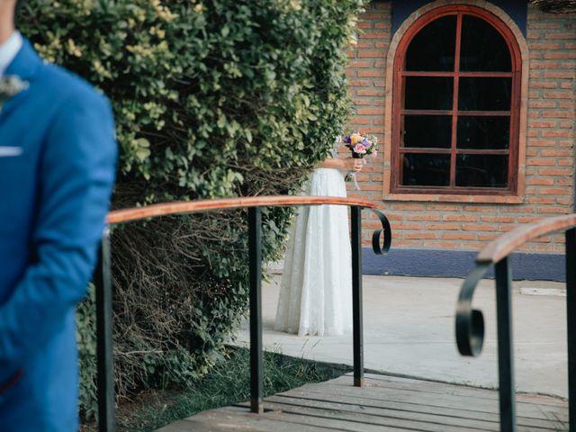 El matrimonio de Fernando y Valentina en Talagante, Talagante 1