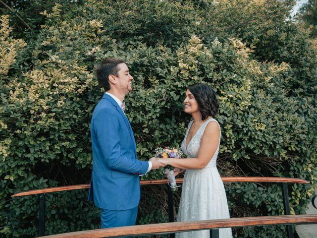 El matrimonio de Fernando y Valentina en Talagante, Talagante 34