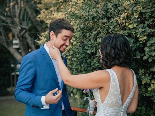 El matrimonio de Fernando y Valentina en Talagante, Talagante 36
