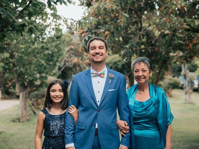 El matrimonio de Fernando y Valentina en Talagante, Talagante 40