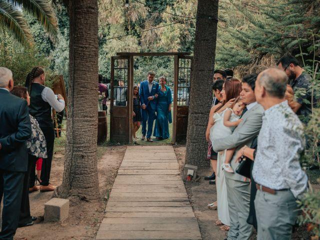 El matrimonio de Fernando y Valentina en Talagante, Talagante 42
