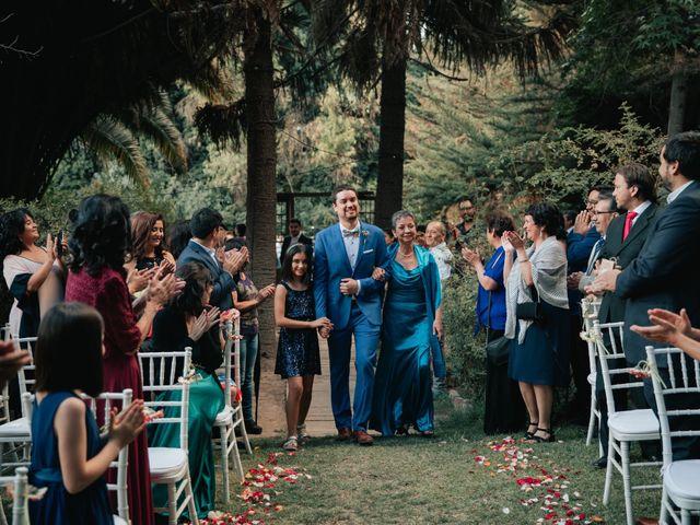 El matrimonio de Fernando y Valentina en Talagante, Talagante 43