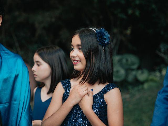 El matrimonio de Fernando y Valentina en Talagante, Talagante 45