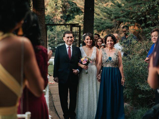 El matrimonio de Fernando y Valentina en Talagante, Talagante 46