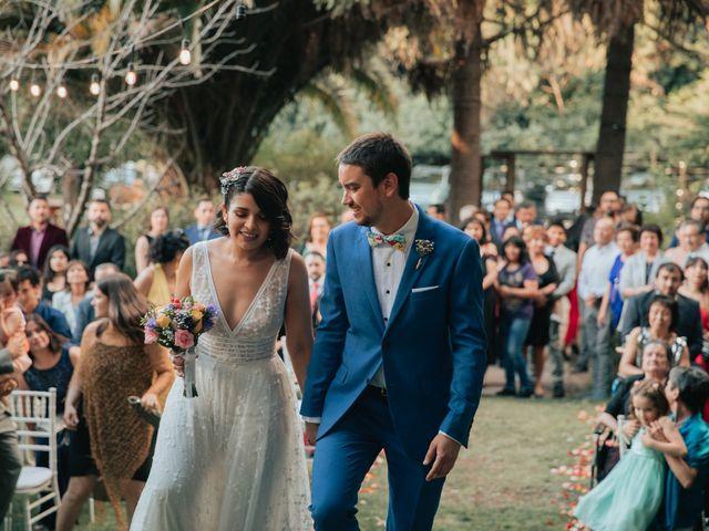 El matrimonio de Fernando y Valentina en Talagante, Talagante 47