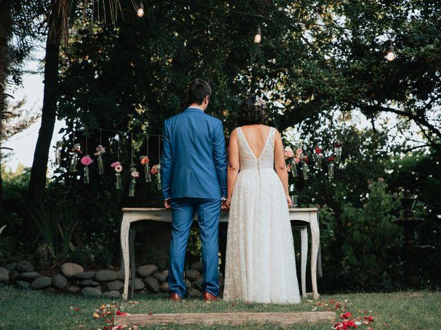 El matrimonio de Fernando y Valentina en Talagante, Talagante 49