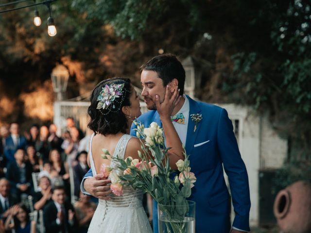 El matrimonio de Fernando y Valentina en Talagante, Talagante 50