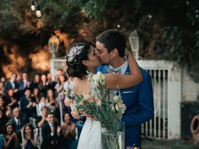 El matrimonio de Fernando y Valentina en Talagante, Talagante 51