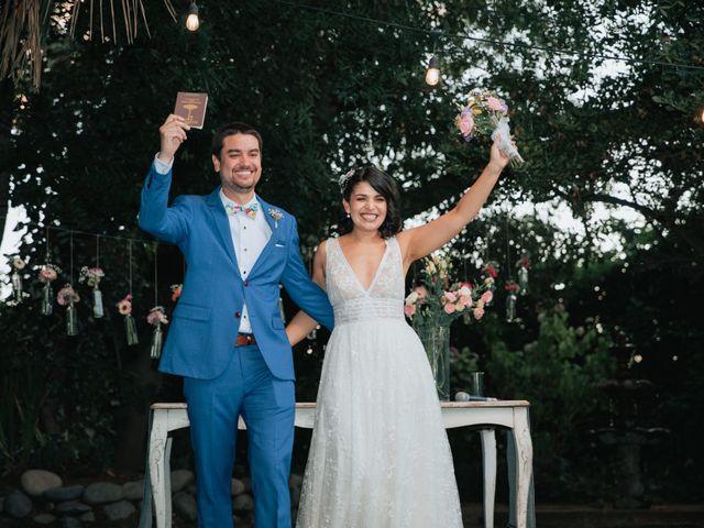 El matrimonio de Fernando y Valentina en Talagante, Talagante 52