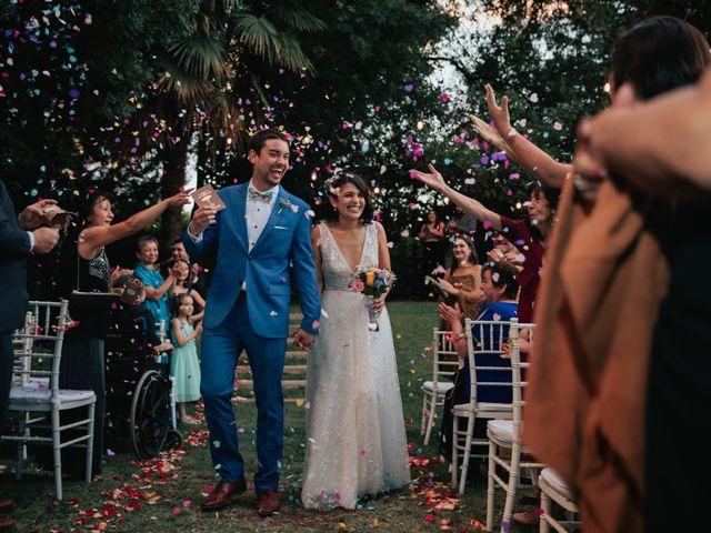 El matrimonio de Fernando y Valentina en Talagante, Talagante 53