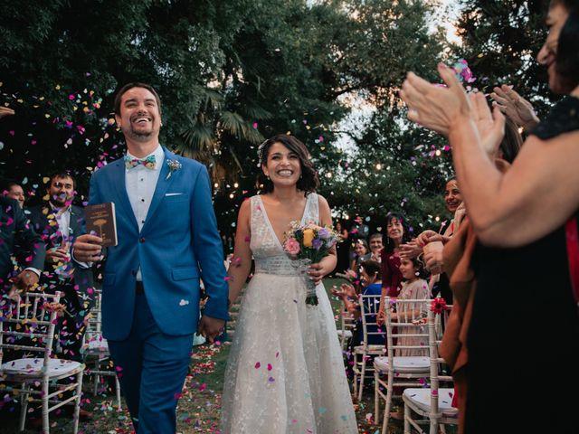 El matrimonio de Fernando y Valentina en Talagante, Talagante 55