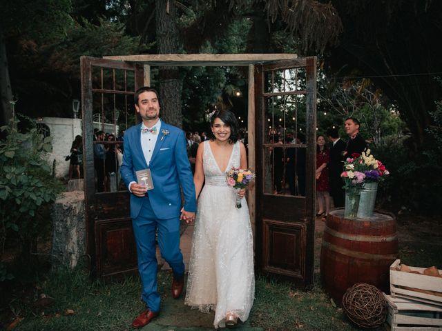 El matrimonio de Fernando y Valentina en Talagante, Talagante 57