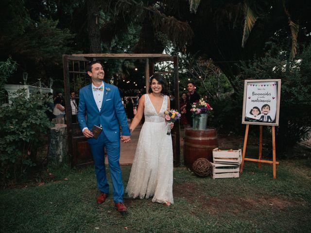 El matrimonio de Fernando y Valentina en Talagante, Talagante 58