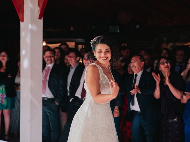 El matrimonio de Fernando y Valentina en Talagante, Talagante 59