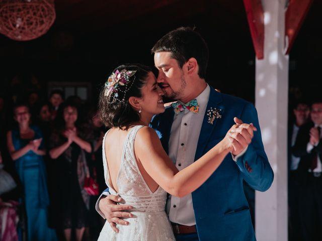 El matrimonio de Fernando y Valentina en Talagante, Talagante 61