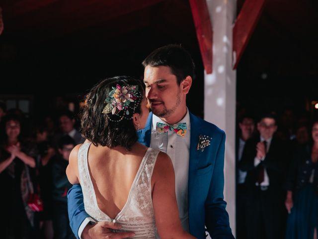 El matrimonio de Fernando y Valentina en Talagante, Talagante 62