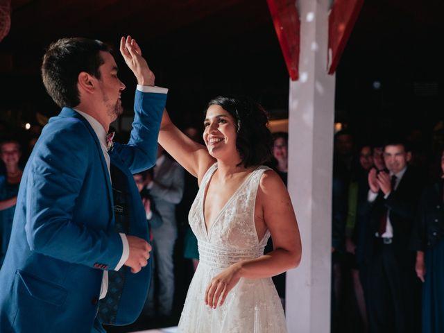 El matrimonio de Fernando y Valentina en Talagante, Talagante 63