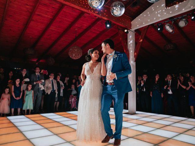 El matrimonio de Fernando y Valentina en Talagante, Talagante 64