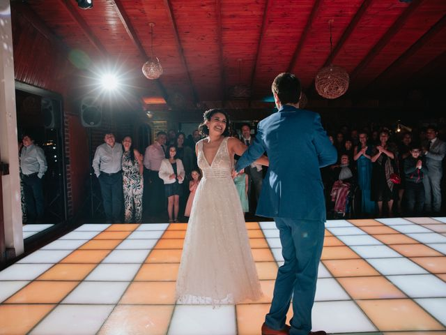El matrimonio de Fernando y Valentina en Talagante, Talagante 65
