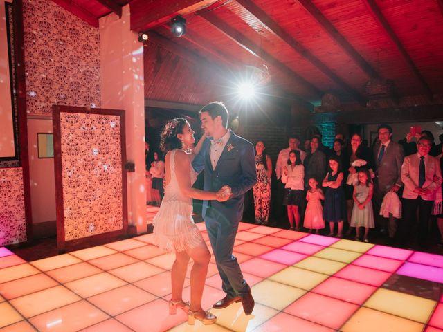 El matrimonio de Fernando y Valentina en Talagante, Talagante 70
