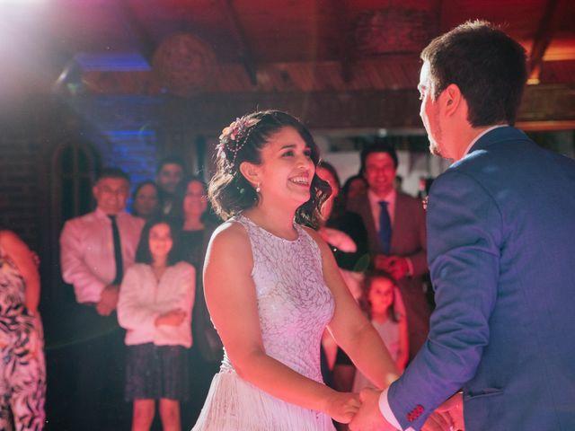 El matrimonio de Fernando y Valentina en Talagante, Talagante 72