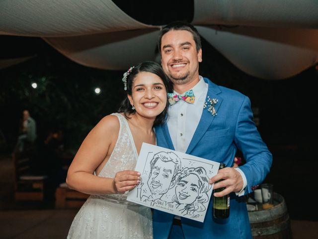 El matrimonio de Fernando y Valentina en Talagante, Talagante 75