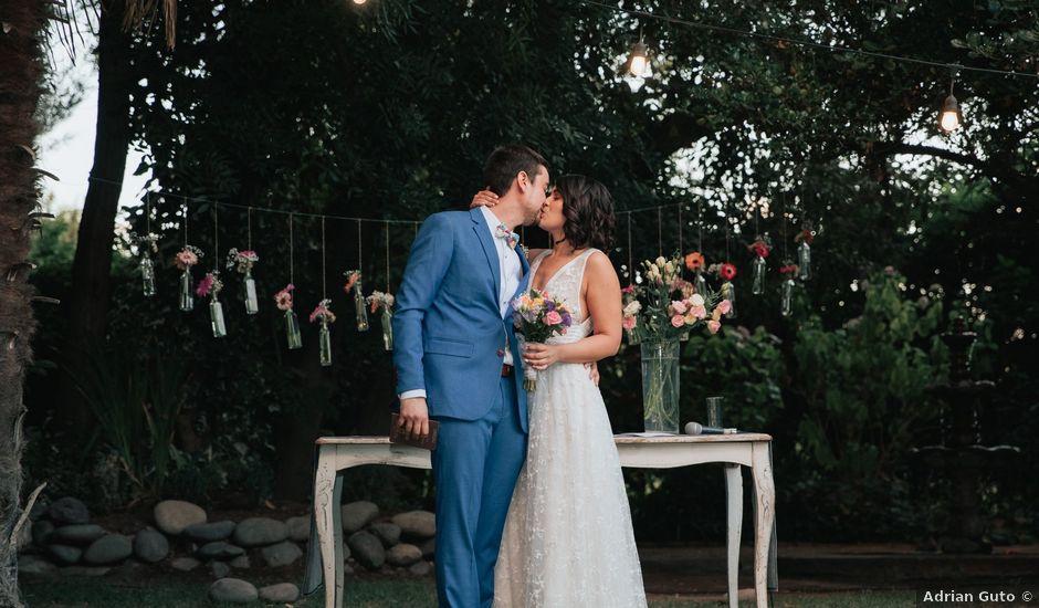 El matrimonio de Fernando y Valentina en Talagante, Talagante