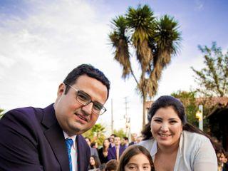 El matrimonio de Marcela y Gerardo