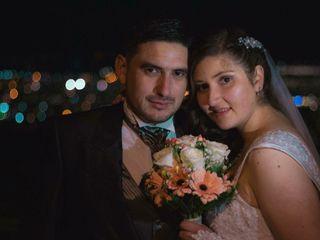 El matrimonio de Mariluz y Benedicto