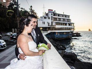 El matrimonio de Vania y Francisco 1
