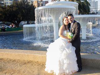 El matrimonio de Vania y Francisco 2