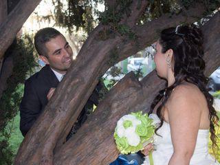 El matrimonio de Vania y Francisco 3