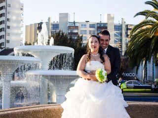 El matrimonio de Vania y Francisco