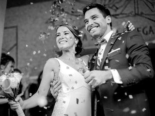 El matrimonio de Laura y Cristian