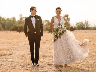 El matrimonio de Sandra y Andrés