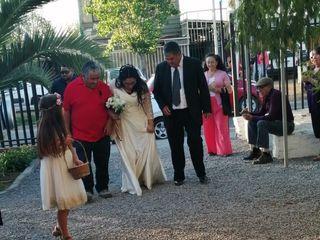El matrimonio de Carla y Víctor 1