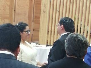 El matrimonio de Carla y Víctor 2