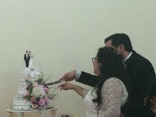 El matrimonio de Carla y Víctor 3