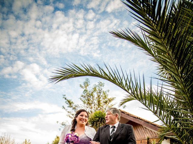 El matrimonio de Gerardo y Marcela en Peñaflor, Talagante 6