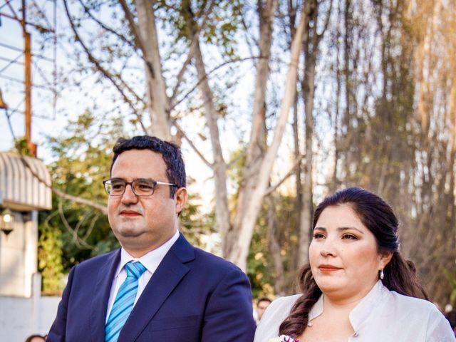 El matrimonio de Gerardo y Marcela en Peñaflor, Talagante 8