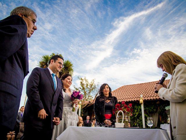 El matrimonio de Gerardo y Marcela en Peñaflor, Talagante 11