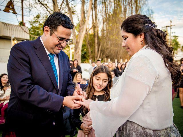 El matrimonio de Gerardo y Marcela en Peñaflor, Talagante 16