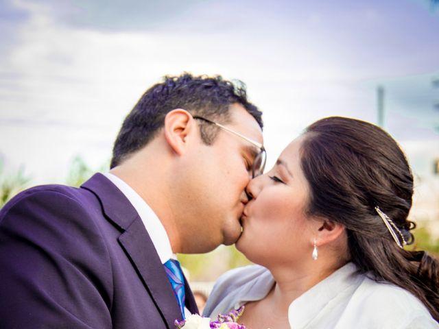 El matrimonio de Gerardo y Marcela en Peñaflor, Talagante 17
