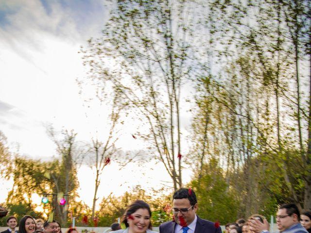 El matrimonio de Gerardo y Marcela en Peñaflor, Talagante 18